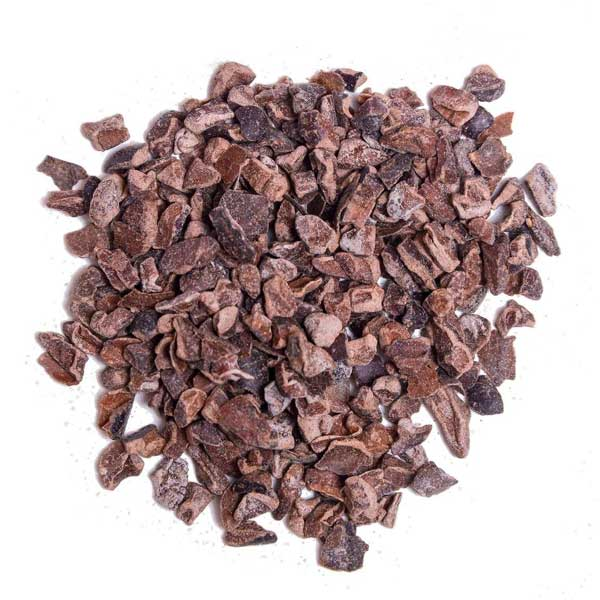 raw organic cacao nibs