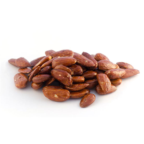 Organic Roasted Maple Glazed Almonds