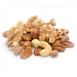 Organic Roasted Nuts & Seeds