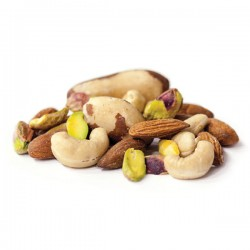 Organic Raw Nuts & Seeds