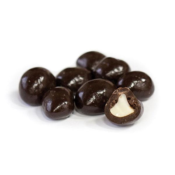 organic dark chocolate macadamia nuts