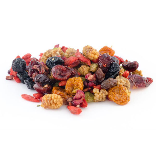 berry trail mix